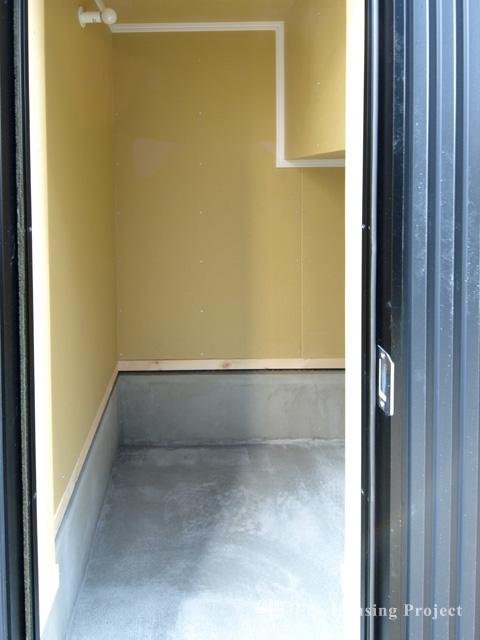 大空間LDKの家