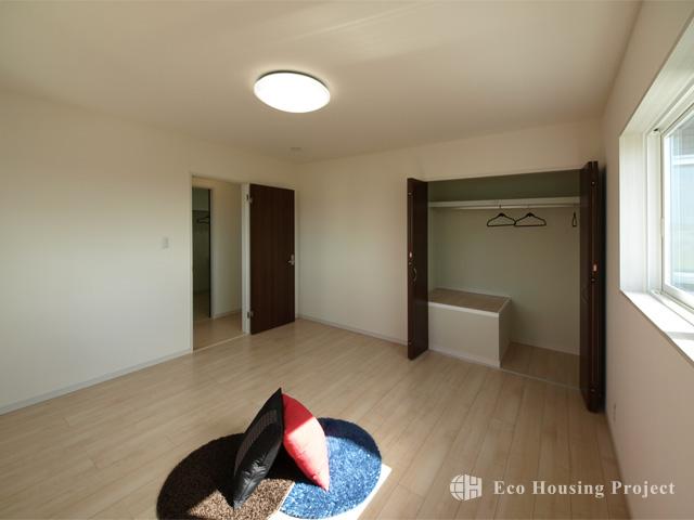 完全分離型・癒しの2世帯住宅
