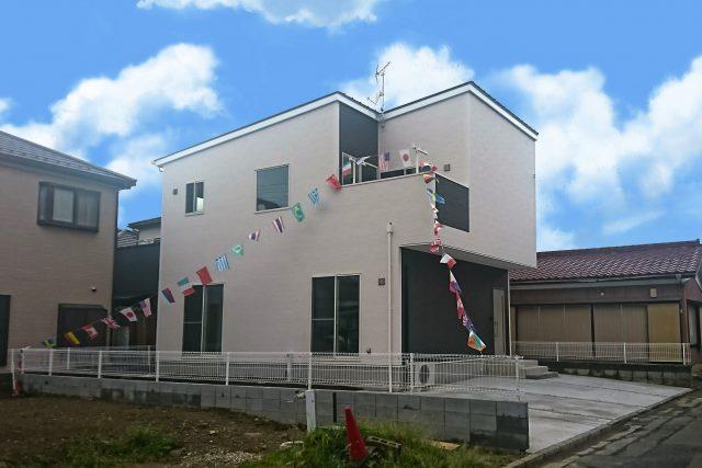 松葉町オープンハウス