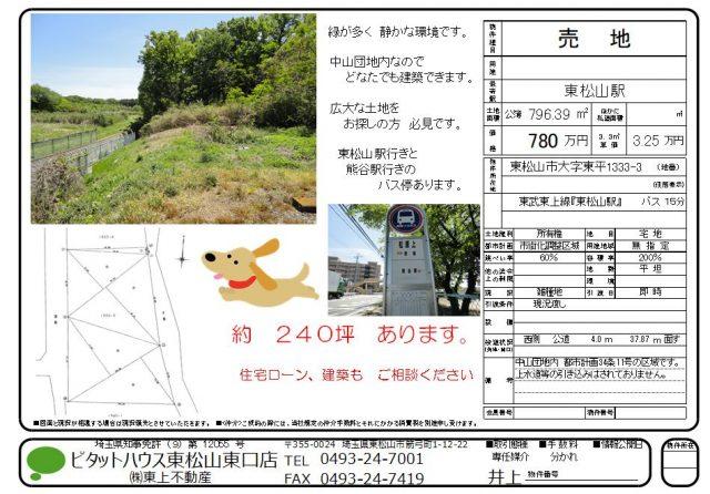 東平780井